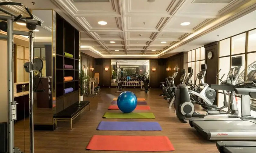 gym vinpearl ha long