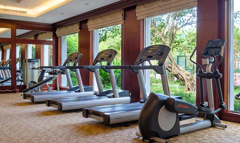gym Vinpearl Luxury Đà Nẵng