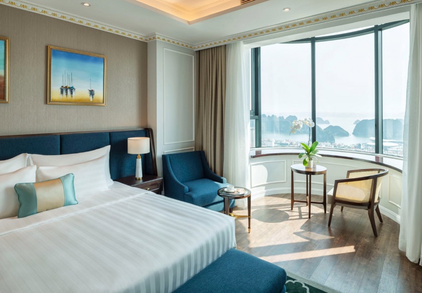 phòng grand suite bay view