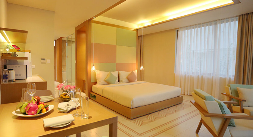 Studio Living FLC Luxury Hotel Sấm Sơn