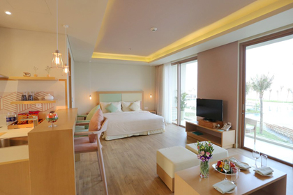 Studio Suite 1 FLC Luxury Hotel Sam Son