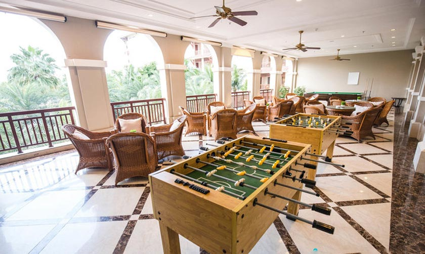 terrace cafe Vinpearl Luxury Đà Nẵng