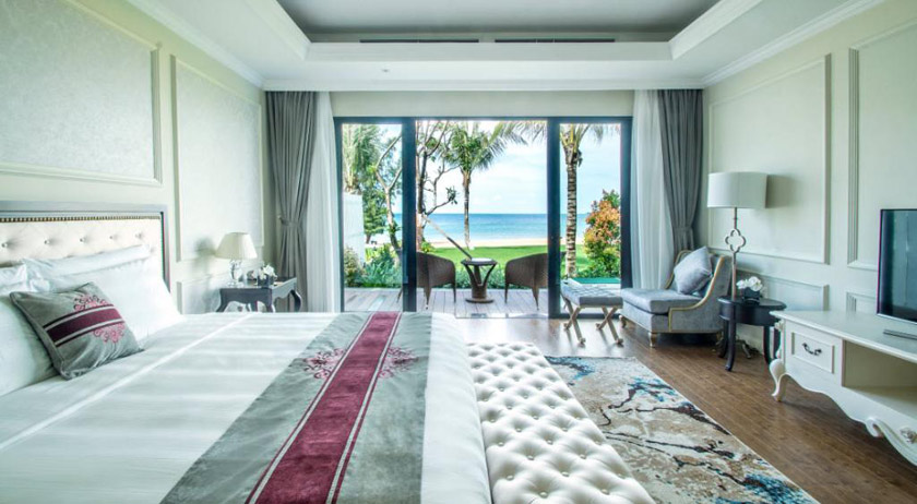 4-Bedroom Villa Ocean View Vinpearl Resort & Golf Phú Quốc
