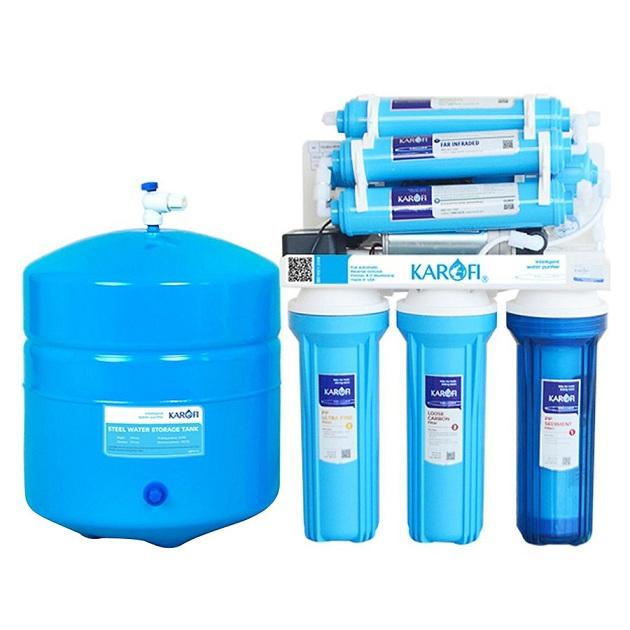 Máy lọc nước thường Karofi 7 cấp