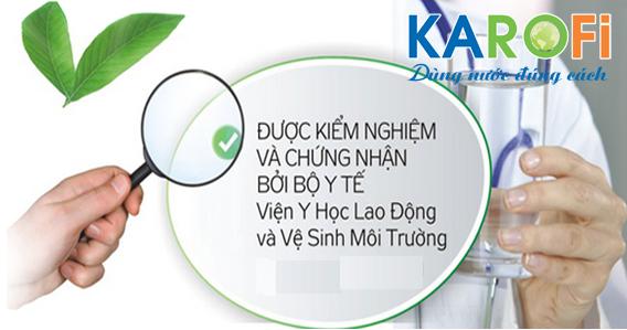 Máy lọc nước Karofi 7 cấp lọc công nghệ lọc RO