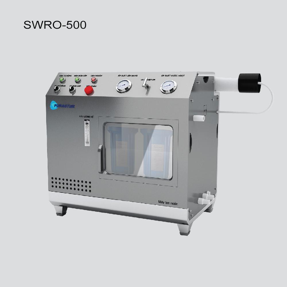 Máy lọc nước biển Purastar 500 lít/giờ SWRO-500