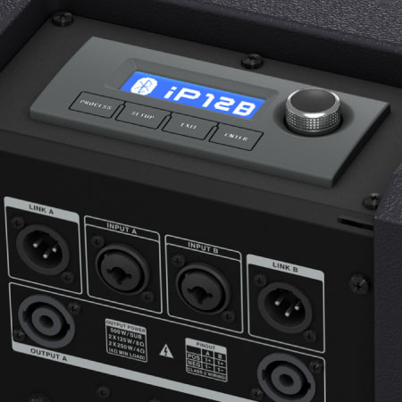Loa Turbosound iP12B