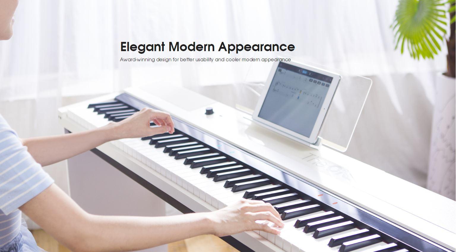 Đàn piano điện thông minh The ONE Keyboard Pro