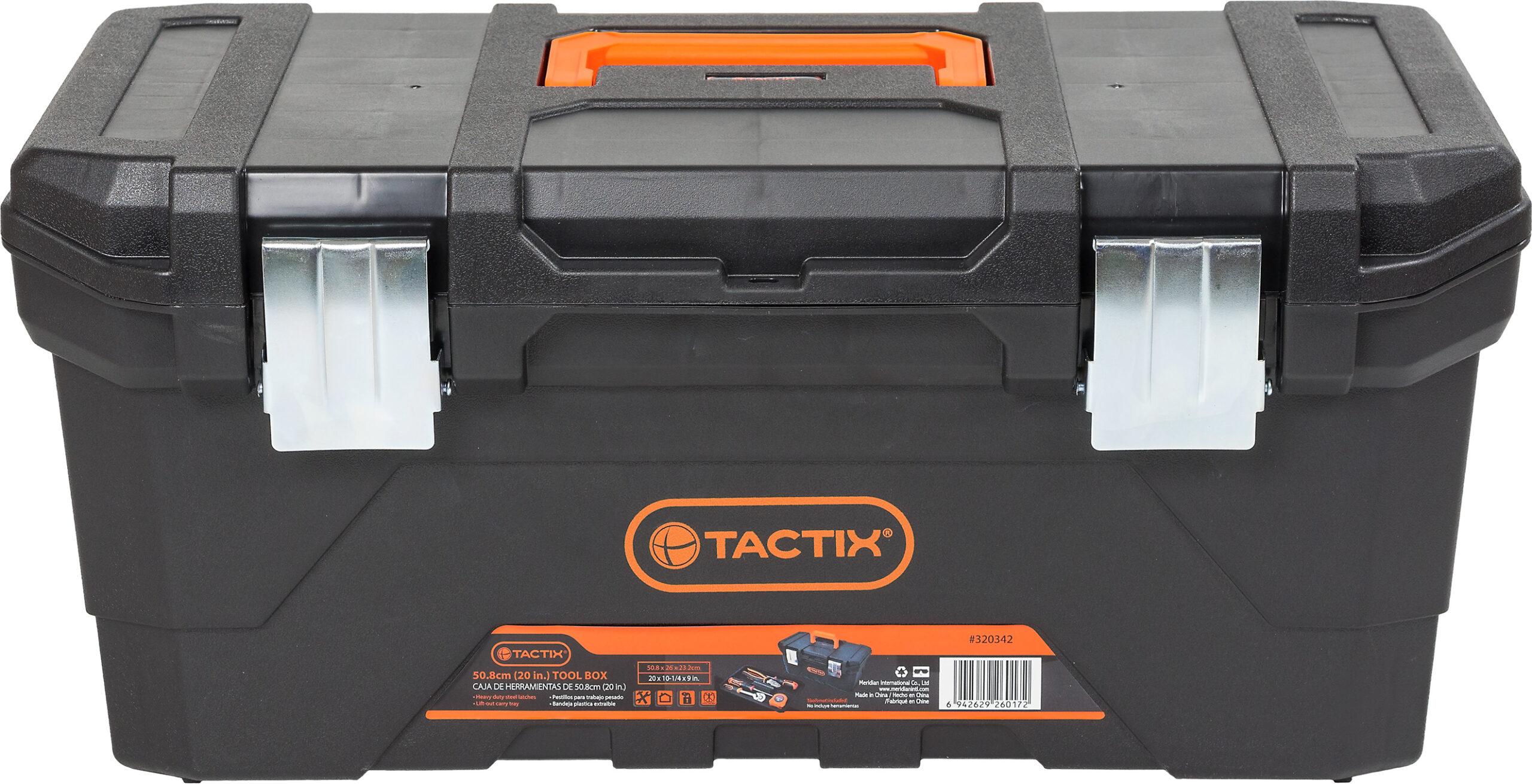 Hộp đựng dụng cụ TACTIX 320342#