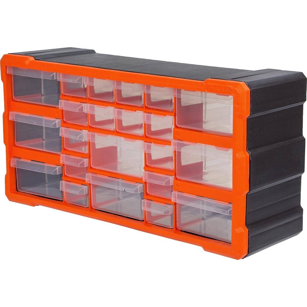 Tủ đựng linh kiện 22 ngăn TACTIX 320632#