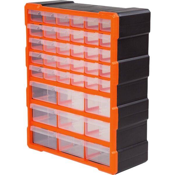 Tủ đựng linh kiện 39 ngăn TACTIX 320336#