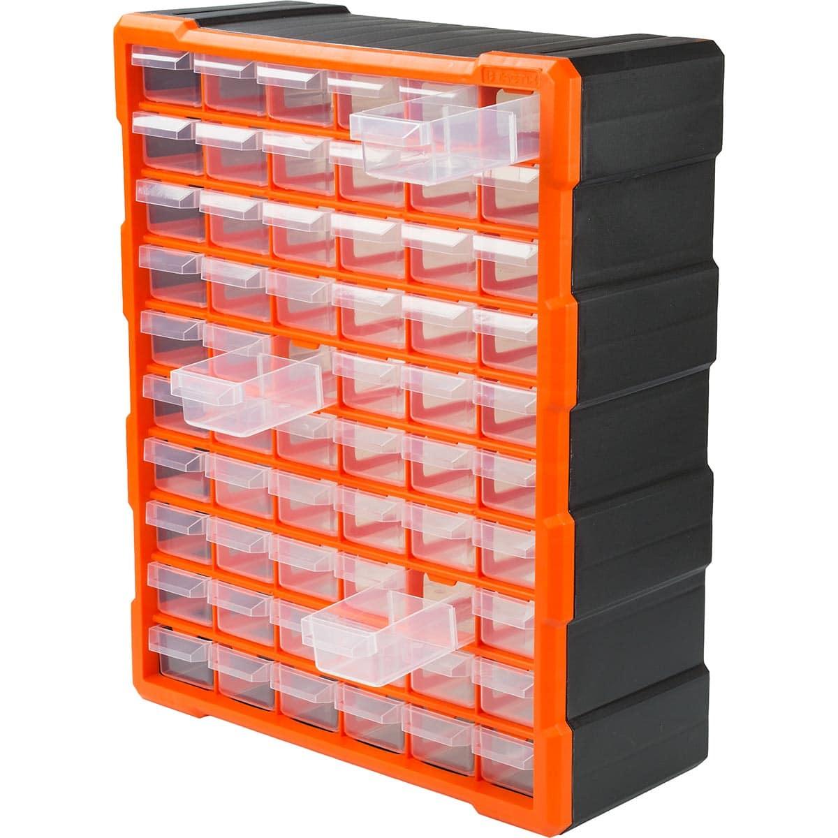 Tủ đựng linh kiện 60 ngăn TACTIX 320638#