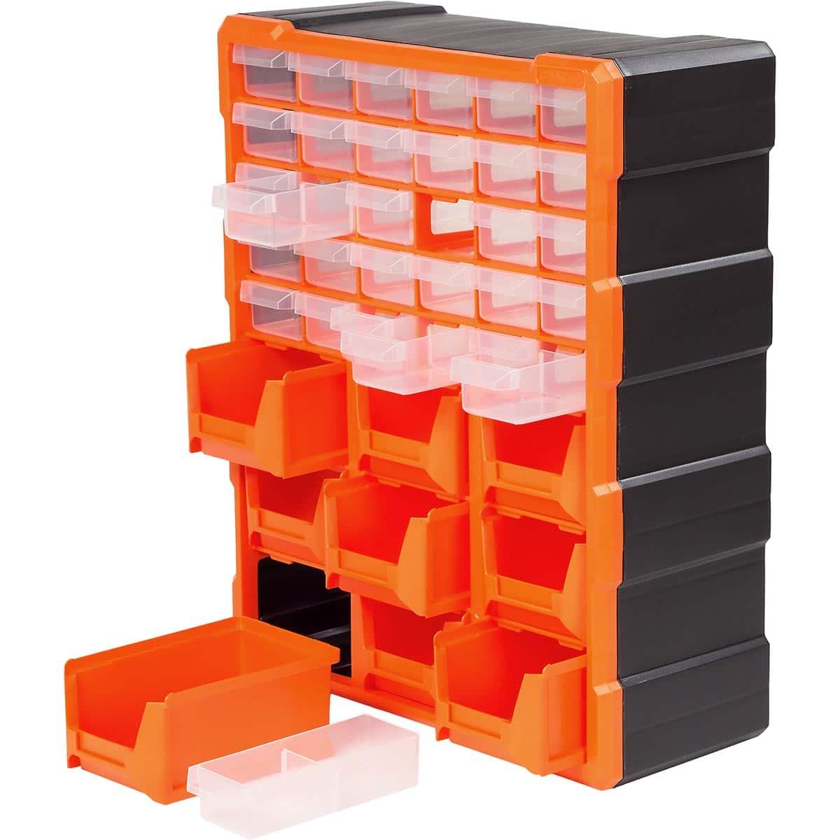 Tủ đựng linh kiện 39 ngăn TACTIX 320644#