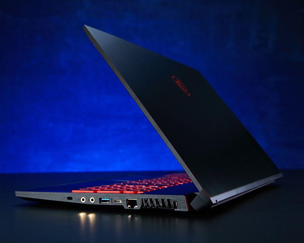 Review] Laptop Gaming MSI GF75 thin 9rcx 430vn: mỏng nhẹ, khỏe khoắn