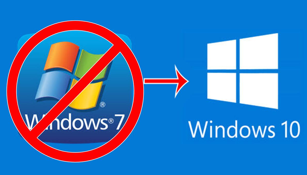 Hướng dẫn chi tiết Cách nâng cấp Update Win 7 lên Win 10 mới nhất