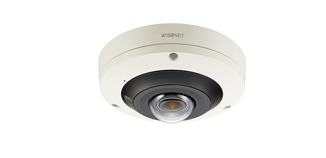 Camera IP Fisheye Wisenet 12MP PNF-9010RVM/VAP