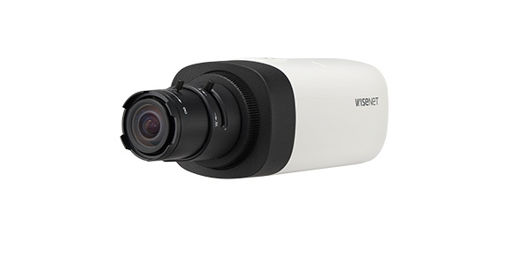 Camera IP Box Wisenet QNB-6002/VAP 2MP