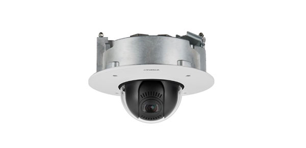 Camera IP Dome Wisenet 2MP XND-6081FZ/VAP