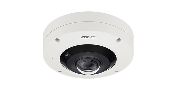 XNF-9010RV/VAP - Camera Wisenet IP Fisheye IR 12MP