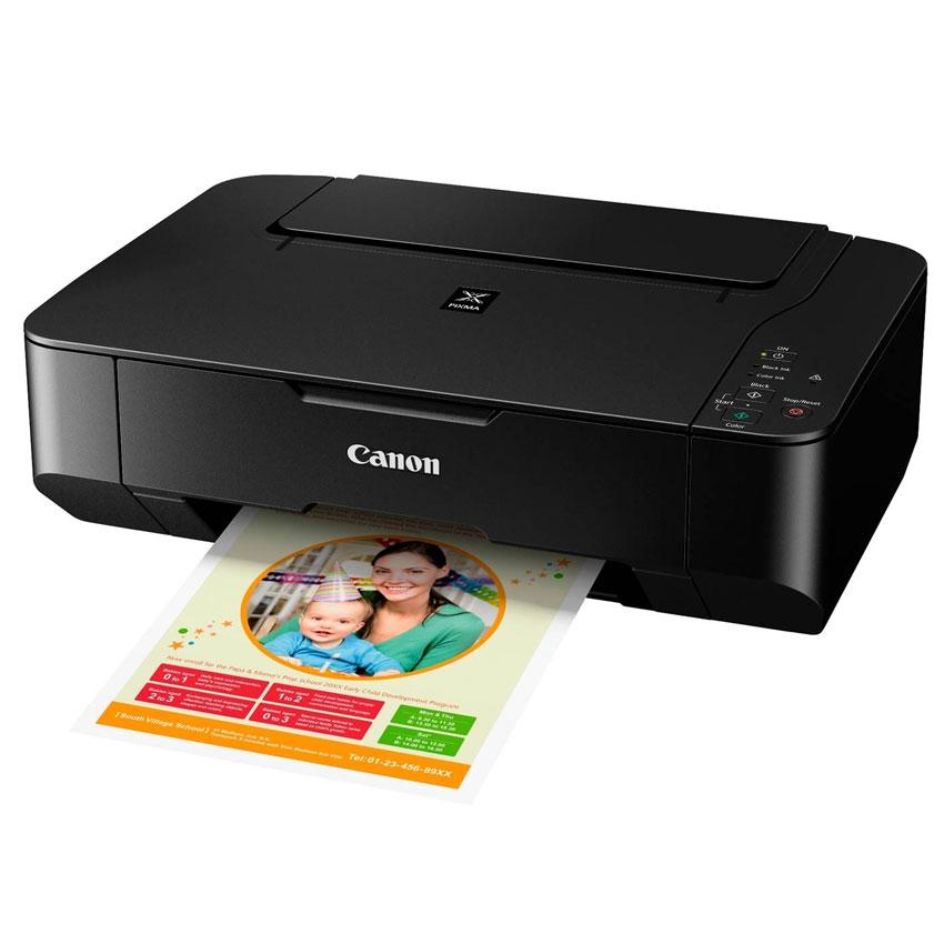 CANON MP237 GẮN LEFAMI CISS