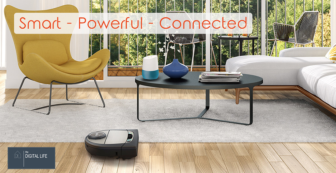 Neato botvac d7 connected smart powerful
