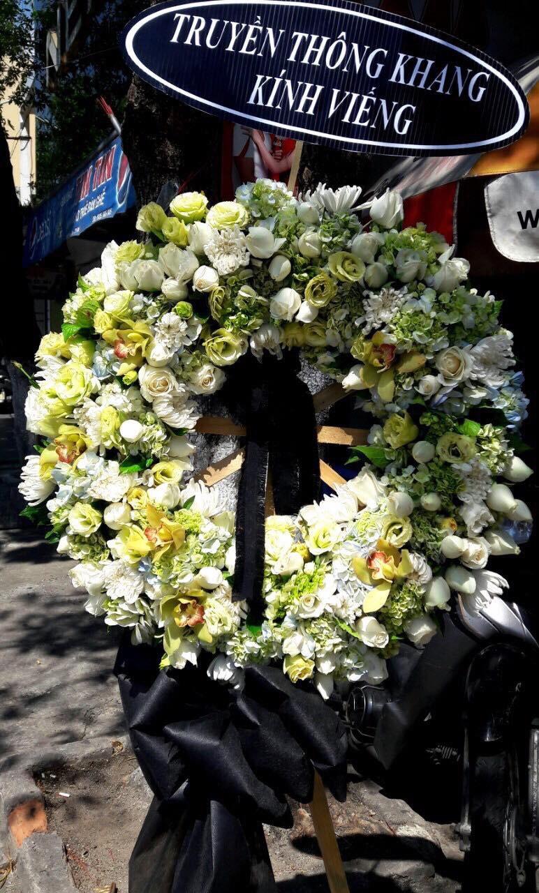 HCB100 - Kệ hoa viếng