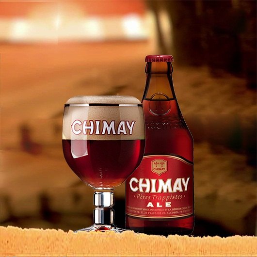 Bia Chimay đỏ 330ml
