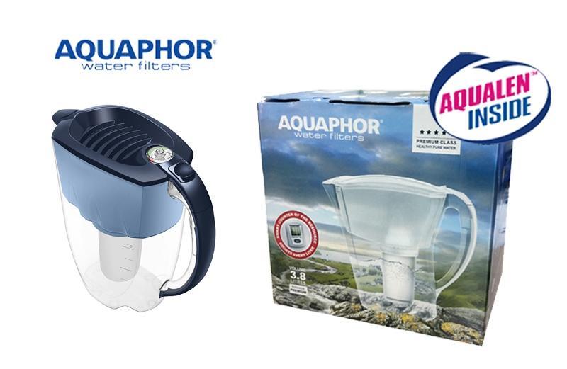 bình lọc nước Aquaphor Prestige đồng hồ cơ