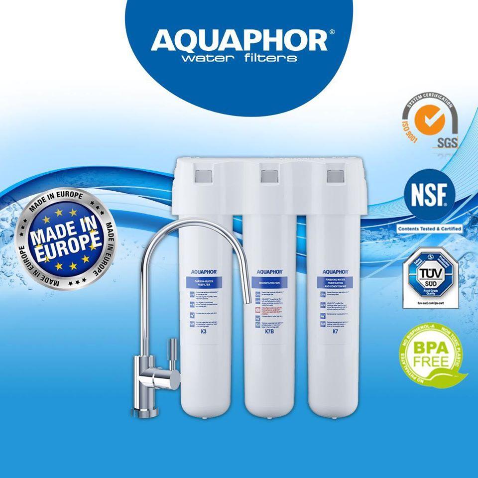 Máy lọc nước Aquaphor Crystal H