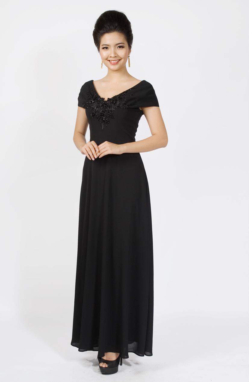 Đầm dạ hội Sensorial DRM0095-04
