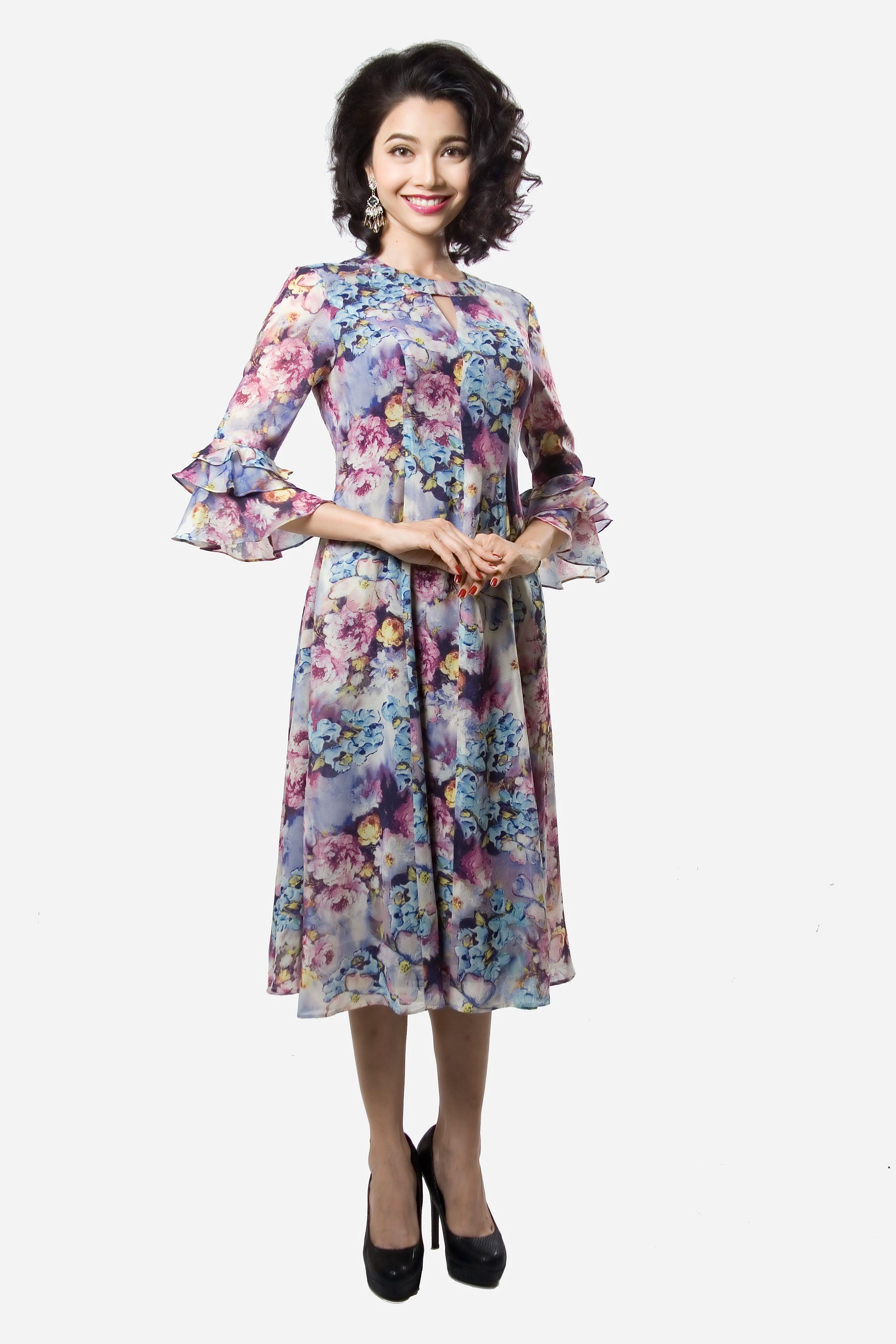 Đầm DRCT0365-1318