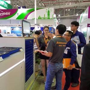 Hoffmann Group cùng đối tác Phú Thái tham dự triển lãm Metalex Việt Nam 2018