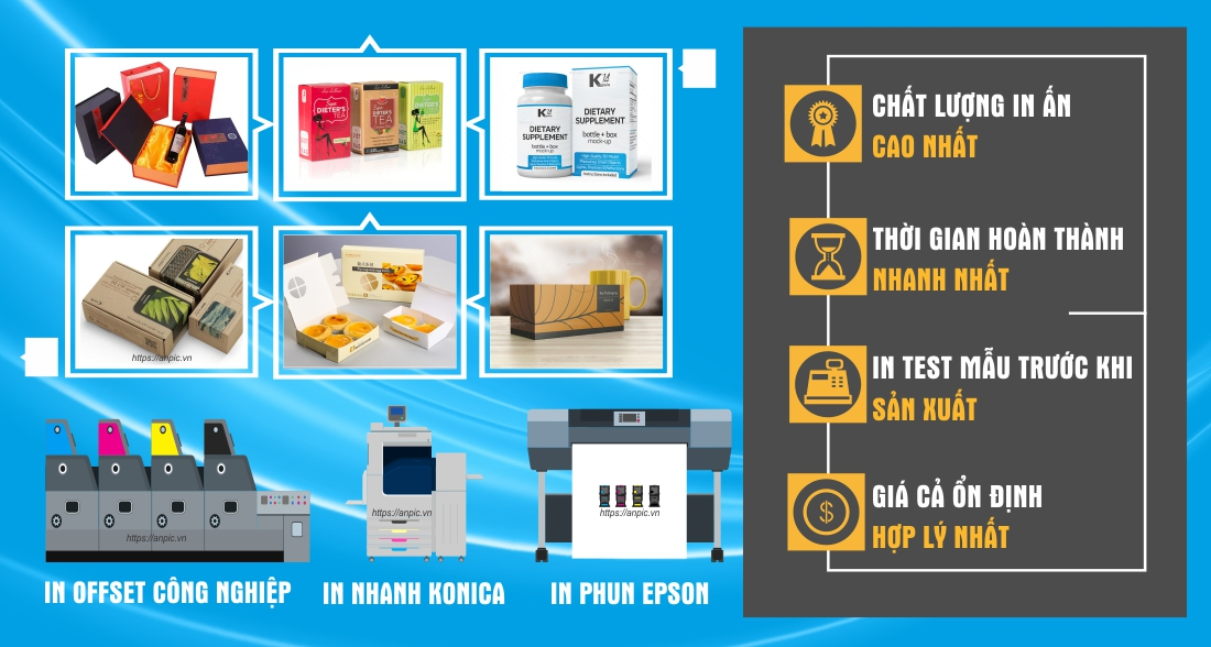 www.123nhanh.com: Mách Bạn Bí Quyết In Bao Bì Giấy Đẹp Giá Rẻ tại Anpic