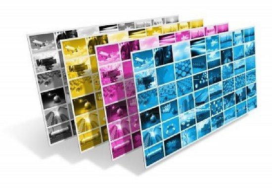 Hình ảnh out film trong quy trình in offset tại công ty in Anpic