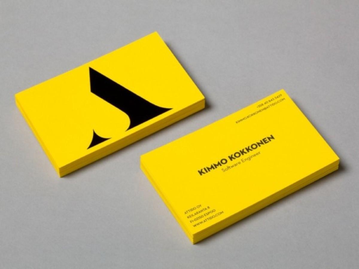 """Tiêu chí """"vàng"""" giúp nhận diện địa chỉ thiết kế in ấn Card Visit uy tín tại Hà Nội"""