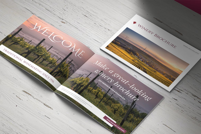 """Bắt bài những """"sai lầm kinh điển"""" khi thiết kế và in ấn Brochure"""