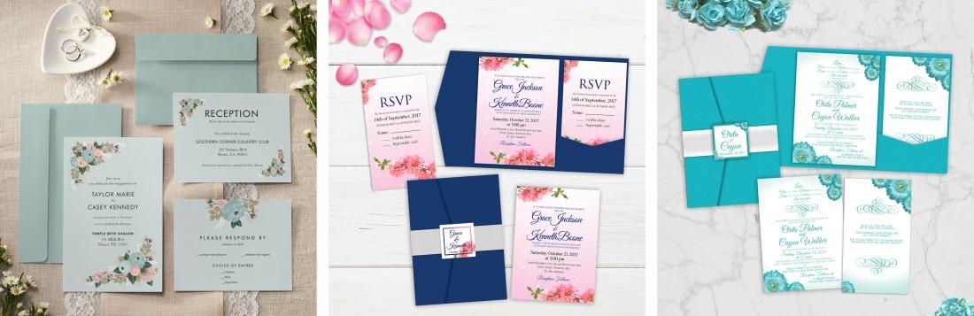 Thiết kế in ấn thiệp cưới độc đáo theo phong cách riêng
