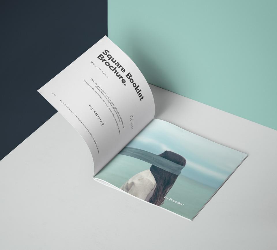 Ý tưởng thiết kế brochrue độc đáo
