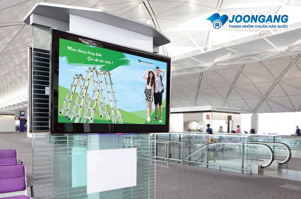 5 lý do bạn nên mua thang nhôm tại website Joongang.vn