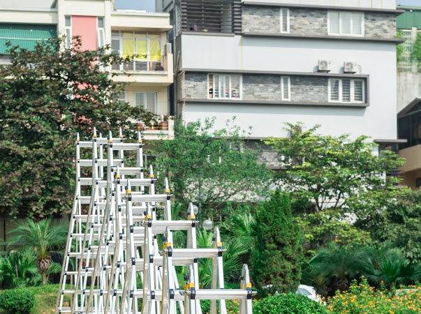 Thang nhôm Hàn quốc vì sao được ưa chuộng tại Việt Nam