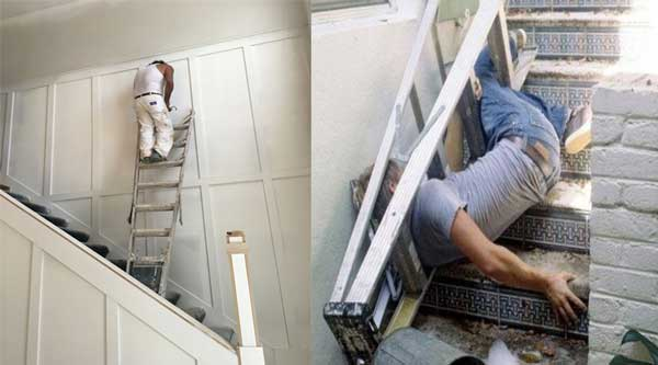 Bao nhiêu tuổi thì dùng được thang nhôm
