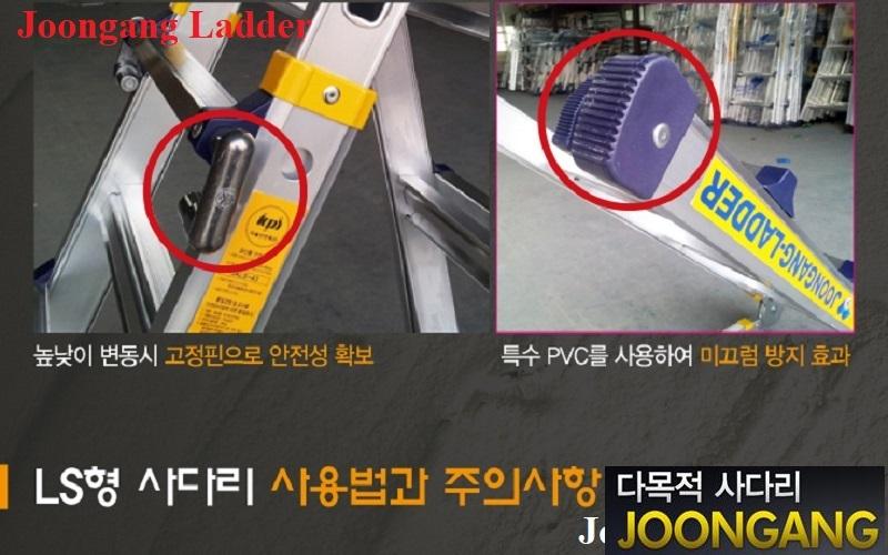 Thang nhôm Hàn quốc Joongang 5