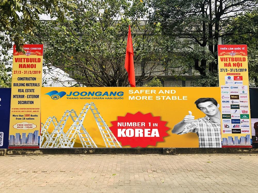 Sản phẩm của Joongang Ladderđầy sang trọng và tinh tế