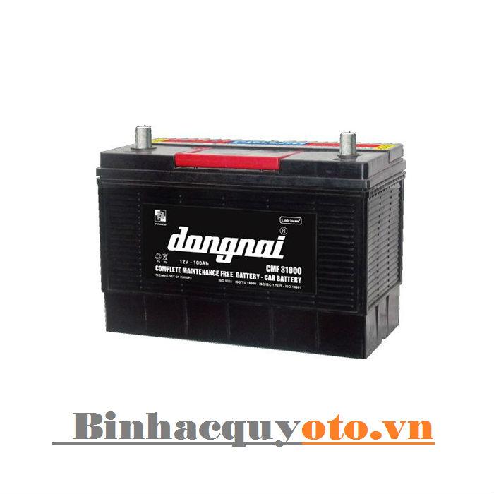 Ắc quy Đồng Nai CMF 31800 (12V - 100Ah)