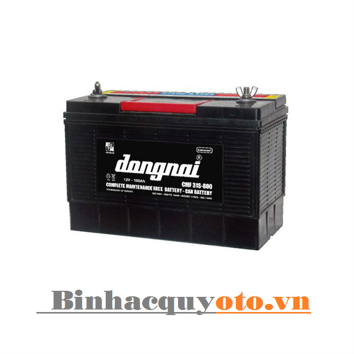 Ắc quy Đồng Nai CMF 31S800 (12V - 100 Ah)