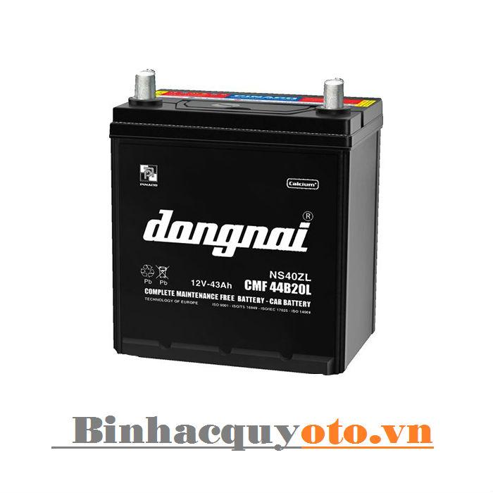 Ắc quy Đồng Nai CMF 44B20L (12V - 43Ah)