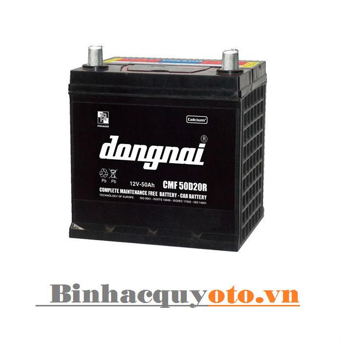 Ắc quy Đồng Nai CMF 50D20 (12V - 50Ah)