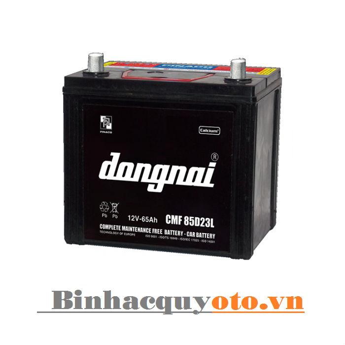Ắc quy Đồng Nai CMF 85D23 (12V - 65Ah)