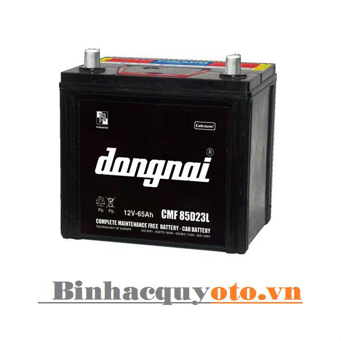 Ắc quy Đồng Nai CMF 85D23L (12V - 65Ah)