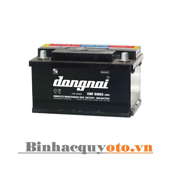 Ắc quy Đồng Nai CMF DIN65 (LBN) (12V - 65Ah)